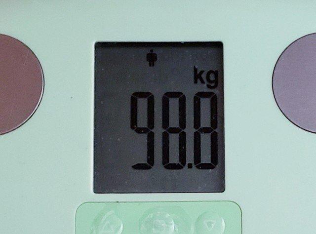 お菓子食べ放題3日後の体重