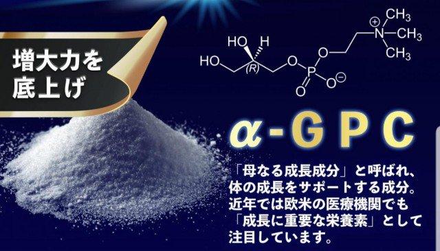 バリテインに配合されているa-GPCの効果